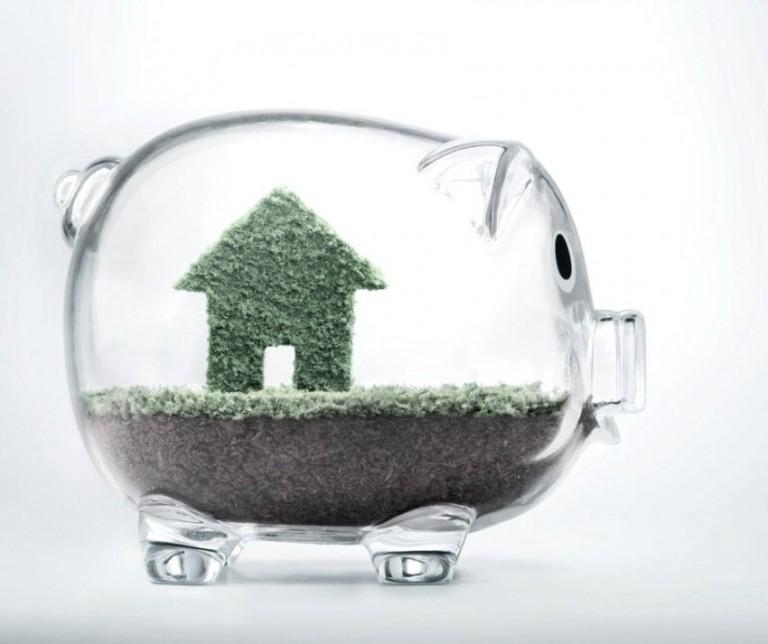 Świnka skarbonka dla inwestora rynku nieruchomości